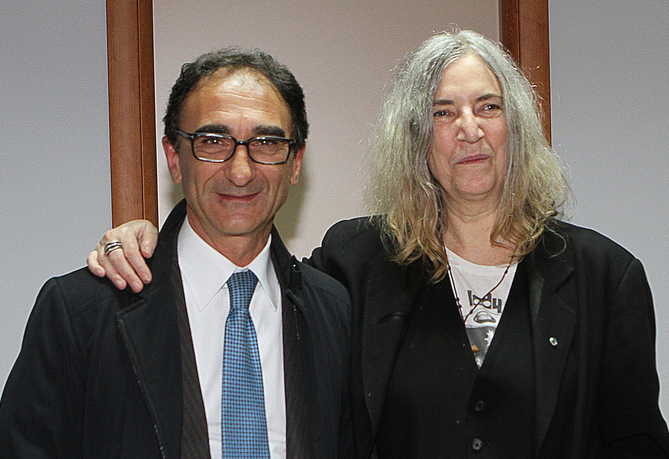 abramo e patti smith